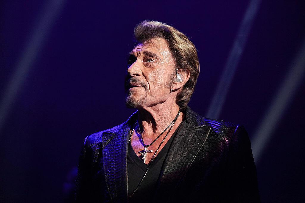Джонни Халлидей в Лондоне 16 октября 2012.