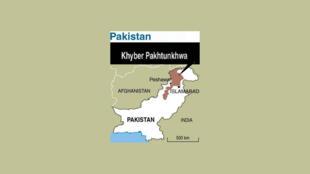 """زندانی که مورد حمله طالبان قرار گرفت، در دره """"اسماعیل خان"""" در ایالت """"خیبر پختونخواه"""" قرار دارد"""