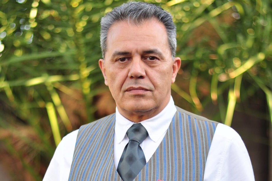 Iran : Jamshid Sharmahd, chef du groupe terroriste Tondar  Le chef d'un groupe d'opposition basé aux États-Unis