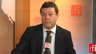 Philippe Leclerc, représentant de l'Agence des Nations unies pour les réfugiés (UNHCR) en France
