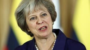 Theresa May نخست وزیر بریتانیا