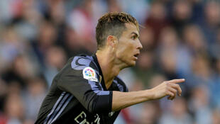 Cristiano Ronaldo scored Real Madrid's first two goals in their 4-1 demolition of Celta Vigo.