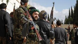 Mayakan da ke yaki da Gwamnatin Bashar al Assad na Syria