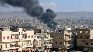 Afrin on 31 January 2018