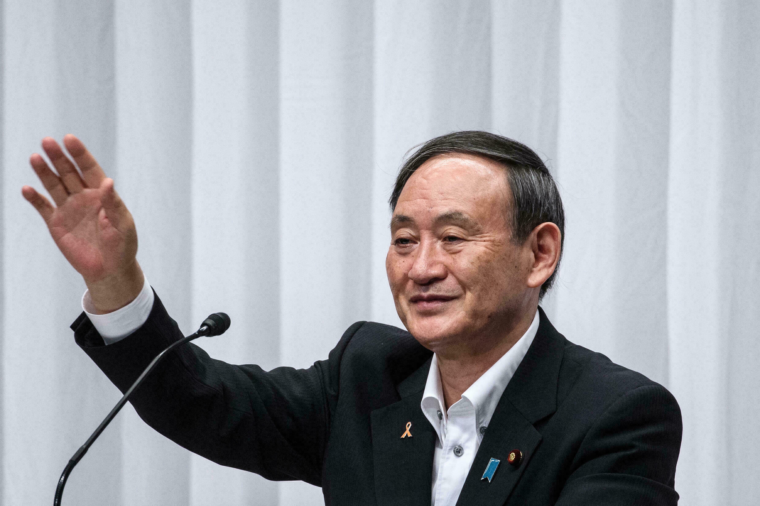 Japan's Prime Minister Yoshihide Suga will not contest his party's leadership vote, effectively ending his tenure as leader