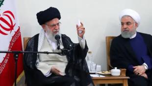 伊朗最高领袖阿里·哈梅内伊