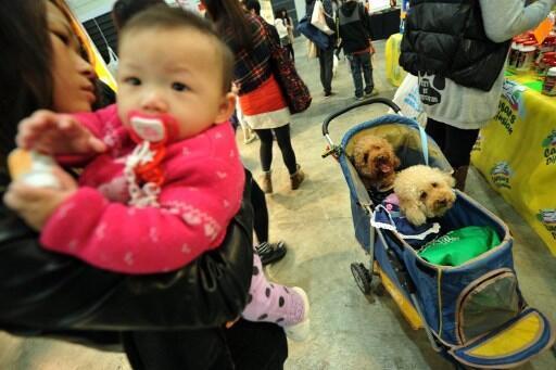 Durante mais de três décadas, os casais urbanos chineses podiam ter apenas um filho.