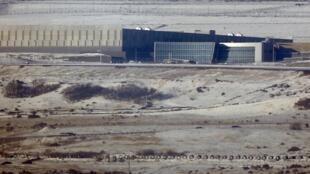 Un centre de collecte de données de la NSA, à Bluffdale (Utah), le 17 décembre 2013.