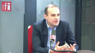 Alexandre Holroyd sur RFI le 30 janvier 2020.
