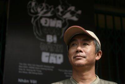 Nhà văn Nguyễn Quang Lập - DR