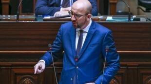 Primeiro-ministro belga, Charles Michel