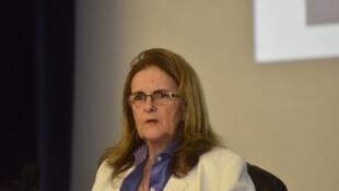 A ex- presidente da Petrobras, Graça Foster.
