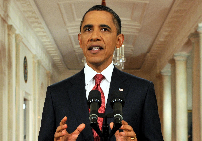 Tổng thống Mỹ gây sức ép với Syria. Damas ngày càng bị cô lập (REUTERS)