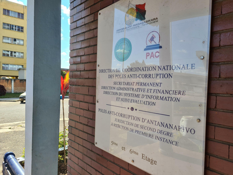 IMAGE cour criminelle du PAC d'Antananarivo MADAGASCAR 28/09/2021