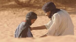 "Imágen de la película ""Timbuktu"" de Abderrahmane Sissako."