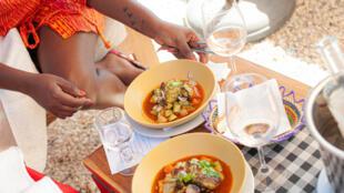 Table Pana - Dakar - gastronomie
