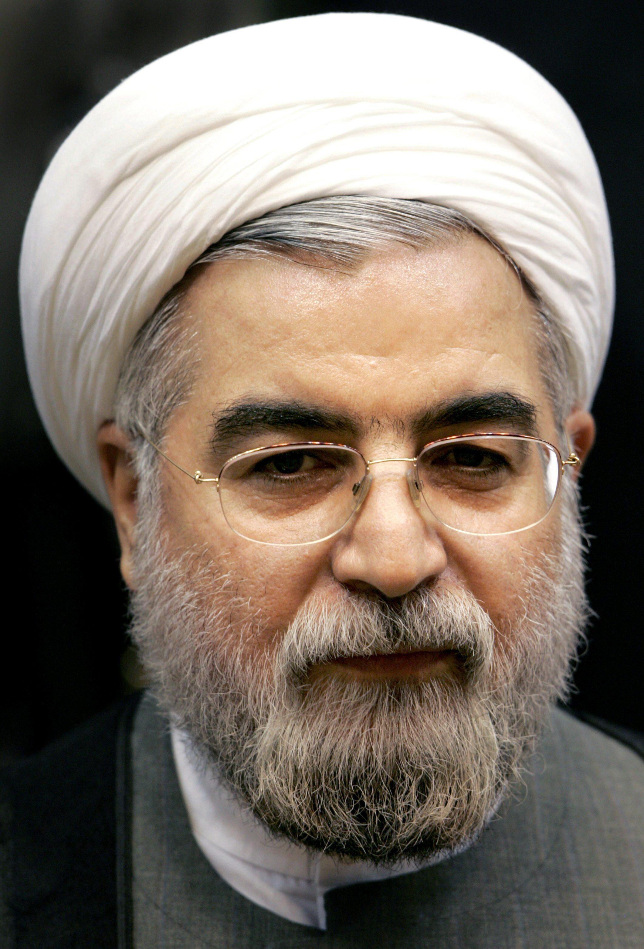 Хасан Роухани