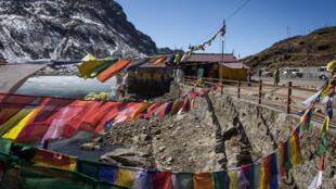 Mpaka wenye mzozo katika eneo la Sikkim