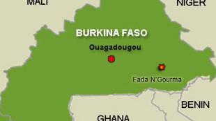 Fada N'Gourma est située à 220 kilomètres à l'est de Ouagadougou.