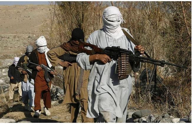 Wapiganaji wa Taliban