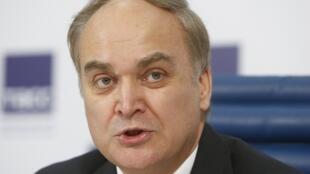 Посол России вернулся в США после саммита Байдена и Путина.