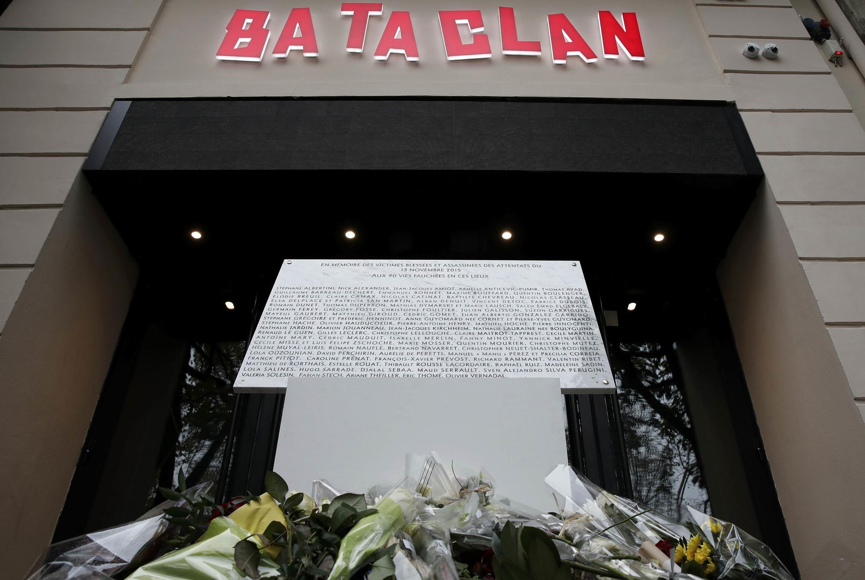 No total, 89 pessoas morreram no ataque do Bataclan, em 13 de novembro de 2015.
