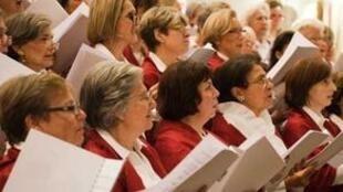 El coro Musicanti cantará para el evento organizado por Apprentis d'Auteuil.