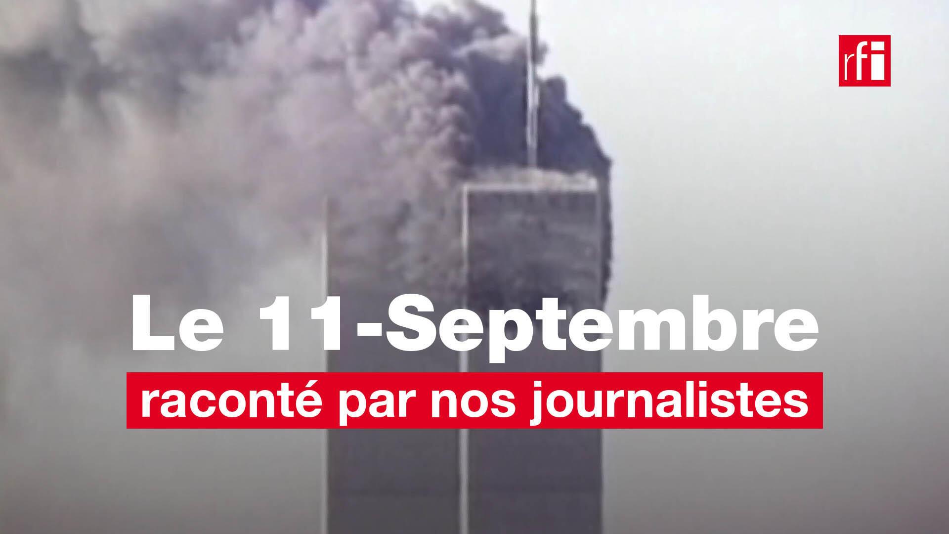 Vignette vidéo journalistes 11 sept 2001