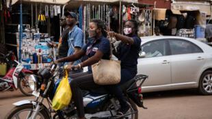 Selon le dernier rapport de l'ONU, le Burkina Faso fait partie des pays où l'autonomie corporelle des femmes a progressé en Afrique. Ouagadougou, mars 2020.