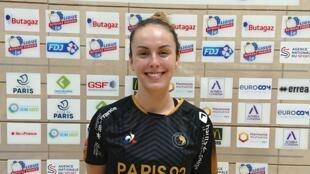 Joana Resende, internacional portuguesa do Paris 92.