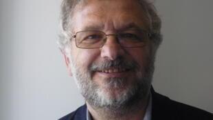 Benoît Heimermann, grand reporter sportif
