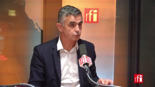 Bertrand Soubelet, sur RFI le 19 octobre 2017.