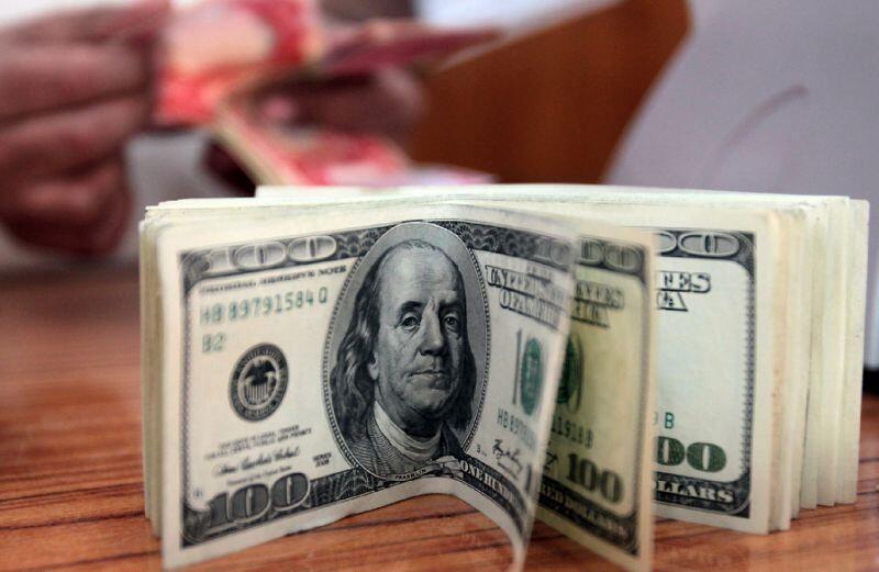 Face à une économie en chute libre, les dollars règnent dans l'économie informelle, tournée vers l'importation.