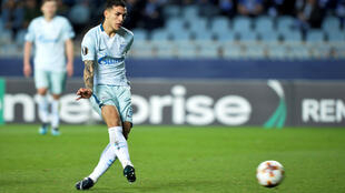 Leandro Paredes played in Russia, Italy and Argentina before signing for PSG.