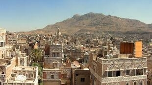 Sanaa in Yemen