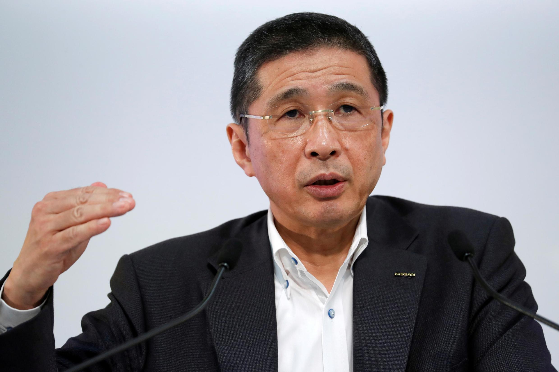Hiroto Saikawa, Director-geral do grupo automóvel Nissan envolvido em esquema de corrupção