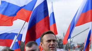 Russian opposition leader Alexei Navalny says he has booked a flight to arrive in Moscow on January 17