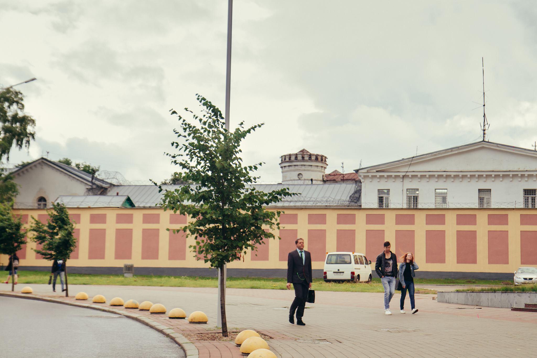 La prison de Minsk, dernier lieu d'exécution en Europe.
