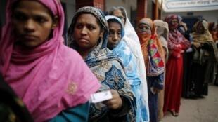 Des femmes au Bangladesh (image d'illustration).