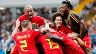 Les Belges reviennent de loin