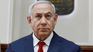 Israeli Prime Minister Benyamin Netanyahu