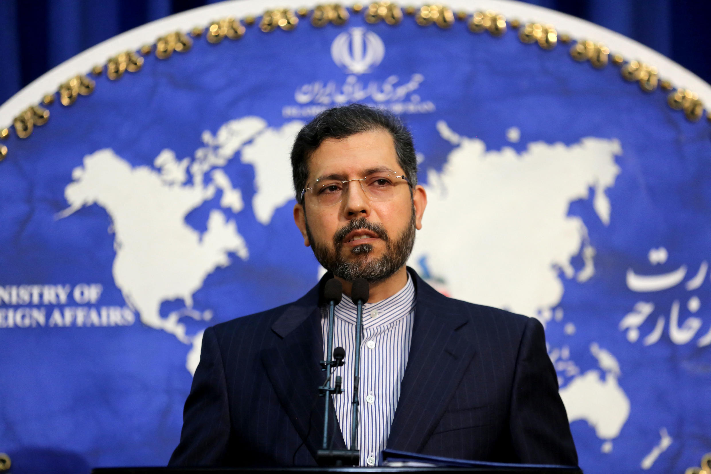 IRAN - Khatibzadeh 000_93J7AY