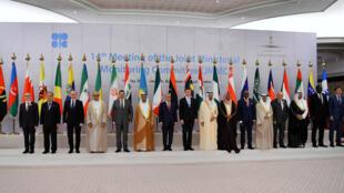 Taron ministocin kasashen kungiyar OPEC