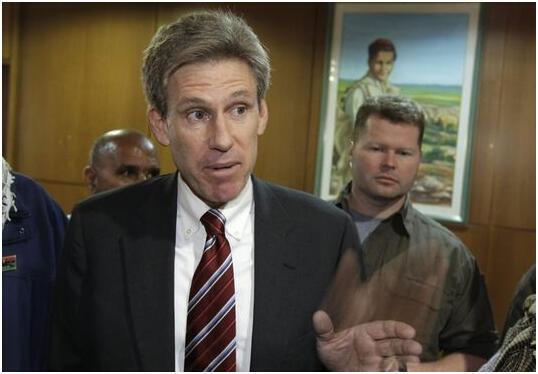 Кристофер Стивенс, посол США в Бенгази (архив)