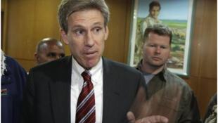 Christopher Stevens era embajador de Estados Unidos en Libia.
