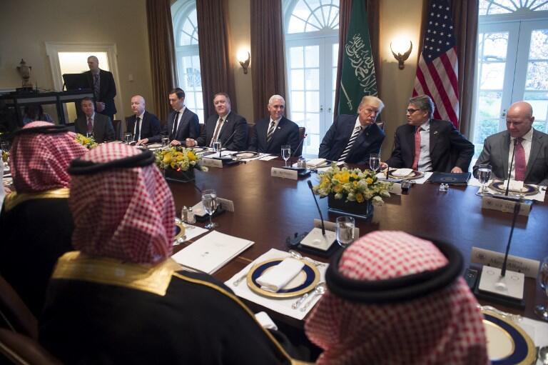 کاخ سفید تأیید کرده که از چندین ماه پیش در حال تدارک مقدمات تشکیل ائتلاف عربی علیه ایران است. - تصویر آرشیوی