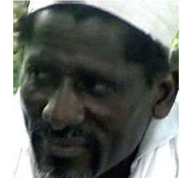 Salif Sadio, le principal chef de guerre du Mouvement des forces démocratiques de Casamance.