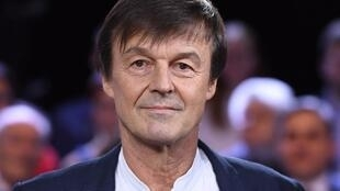 Nicolas Hulot on France 2's 'political programme,' 22 November 2018.