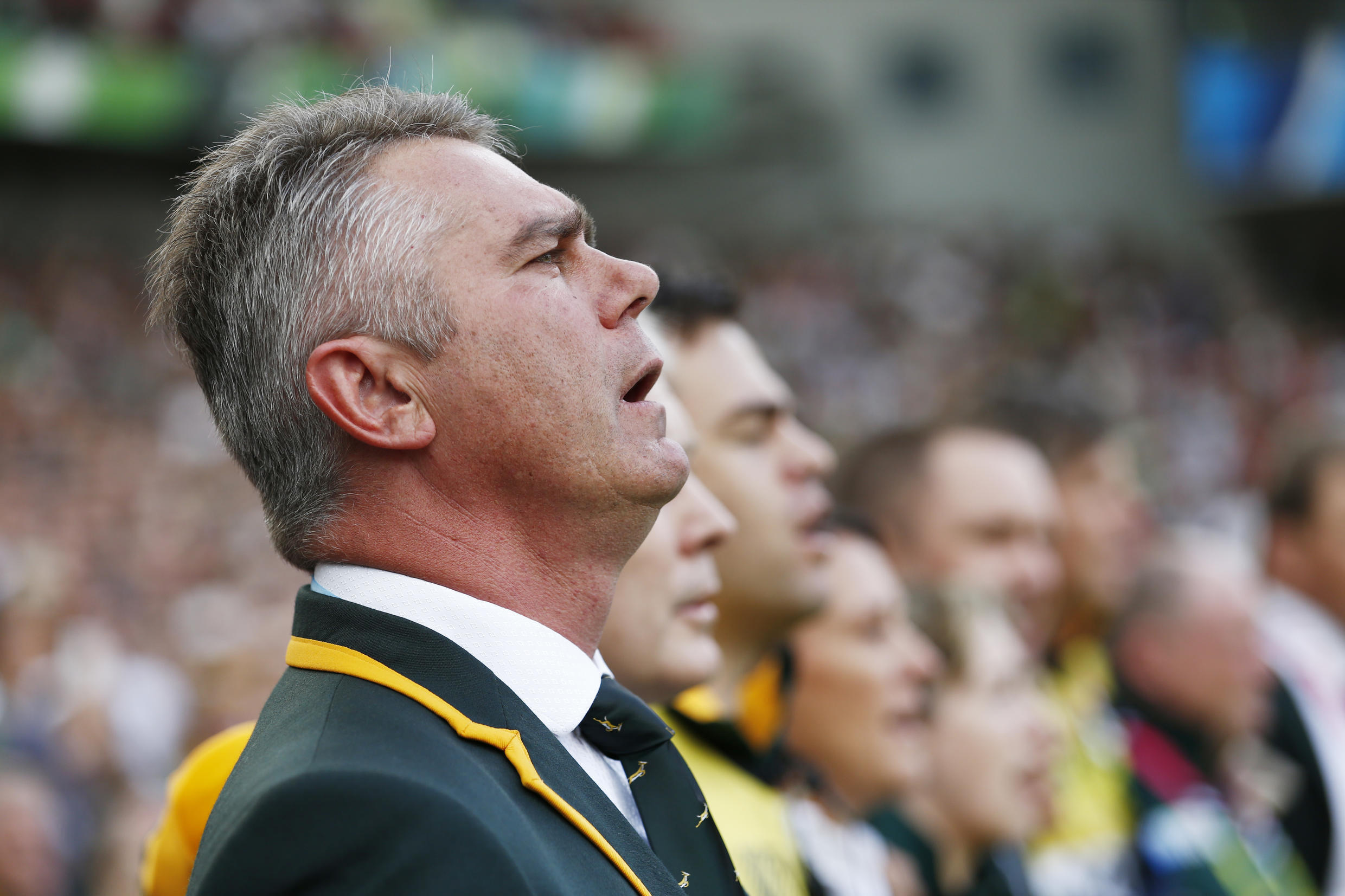 Heyneke Meyer's South Africa side are among the favourites for the World Cup.