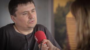 Cristian Mungiu, parrain, à Cannes, de la Fabrique cinéma.
